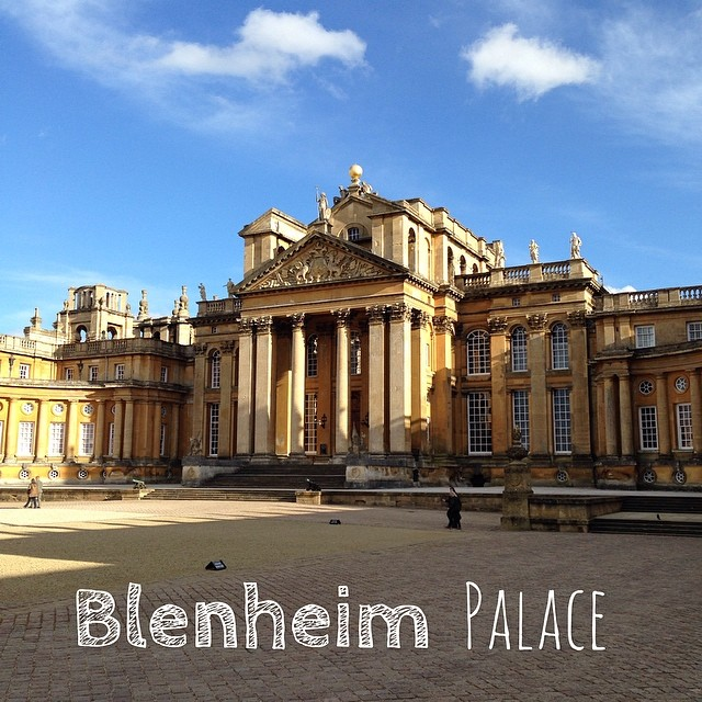 Blenheim Palace - Woodstock - Great Britain