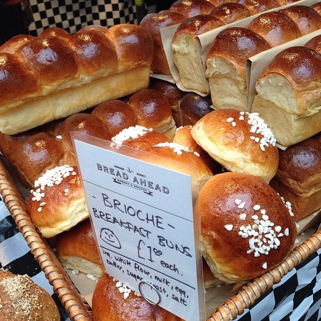 Bon app' - Borough Market ~ Londres