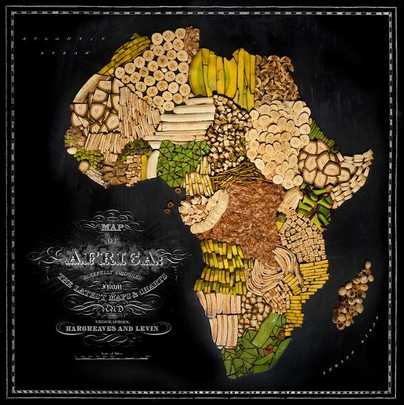 Afrique ©henry hargreaves