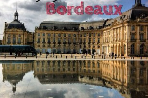 Bordeaux, La place de la Bourse