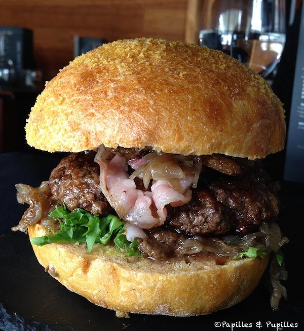 Burger Sud Ouest de Christophe Girardot