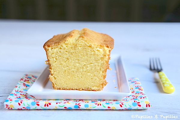 Cake Citrons Amandes