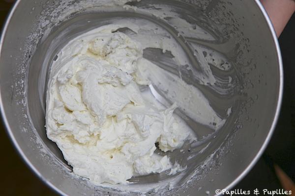 Chantilly à la vanille