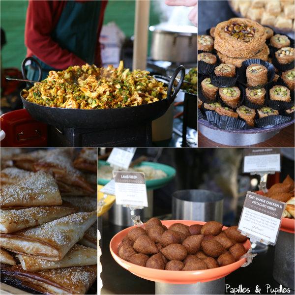 Cuisine orientale - Borough Market