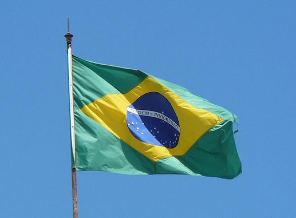 Drapeau Brésilien ©Yo Traveler CC BY-NC-SA 2.0