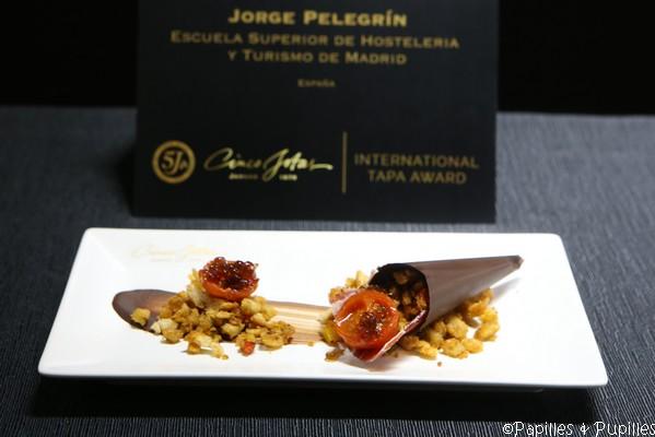 Jorge Pellegrin - Escuela superior de Hosteleria y Turismo de Madrid