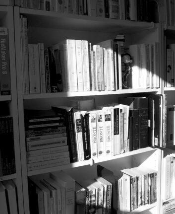 Livres ©Bob August CC BY-NC-SA 2.0