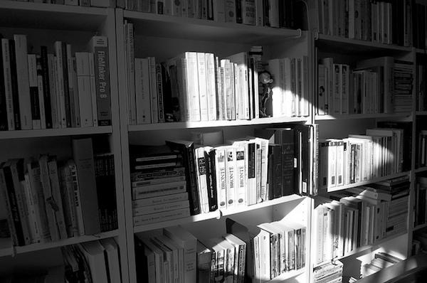 Livres ©BobAugust CC BY-NC-SA 2.0