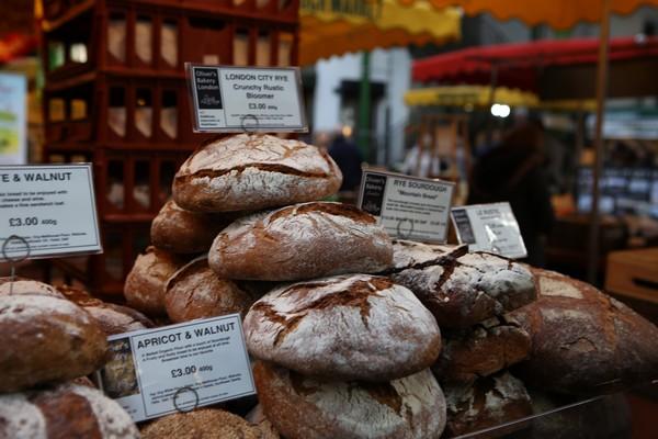 London city rye bread