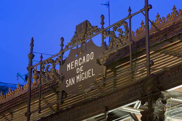 Mercado San Miguel - Madrid -