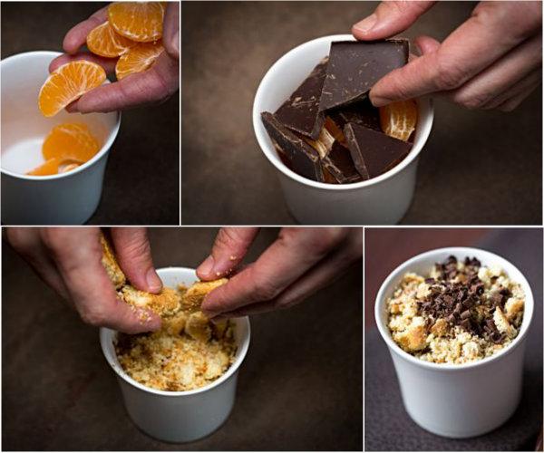 Mug cakes ©V. Le Berre - F. Hamel Centre Culinaire Contemporain
