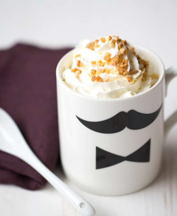 Mug Cake façon crumble et yaourt