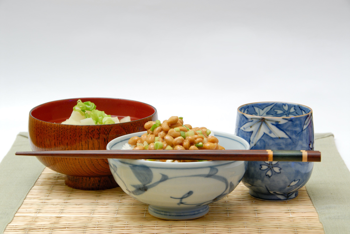 Natto et miso blanc ©Taku CC BY-NC-ND 2.0