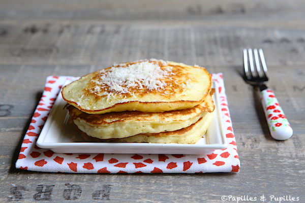 Pancakes coco