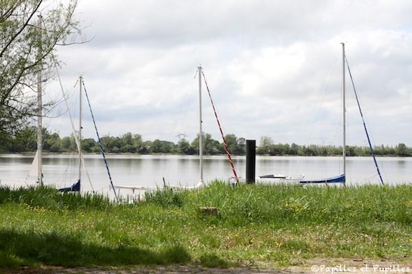 Port de Saint André de Cubzac
