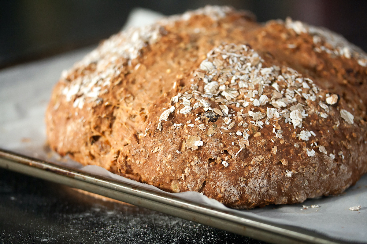 Soda Bread ©Isabelle Boucher CC BY-NC-ND 2.0