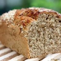 Soda bread tranché