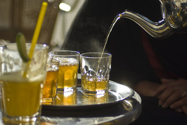 Thé à la menthe ©Fred Art CC BY-NC-ND 2.0
