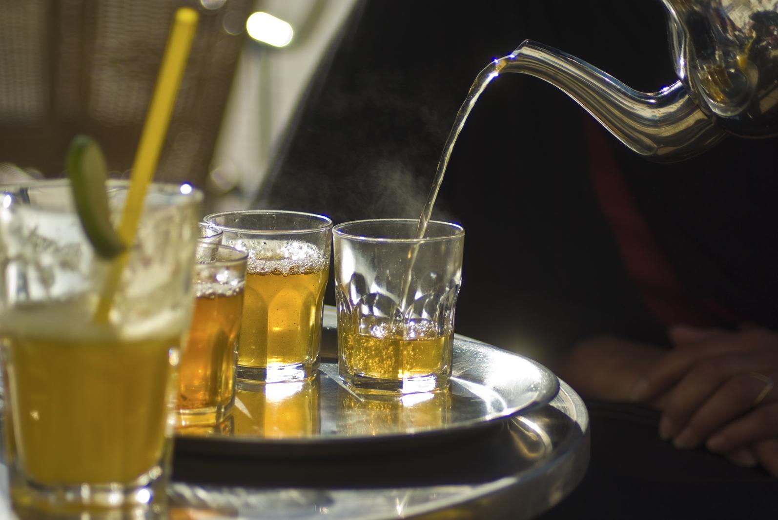 Thé à la menthe ©Frédéric CC BY-NC-ND 2.0