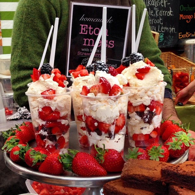 Eton Mess - Camden Town - London