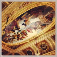 Plafond du grand théâtre #bordeaux