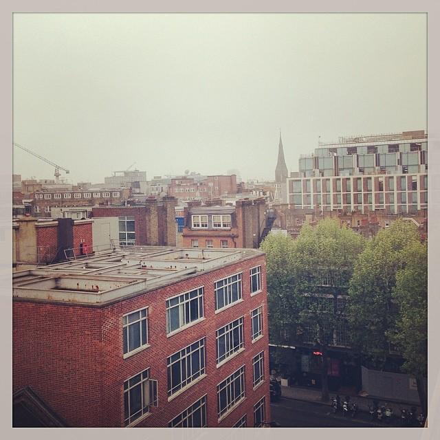 Temps londonien