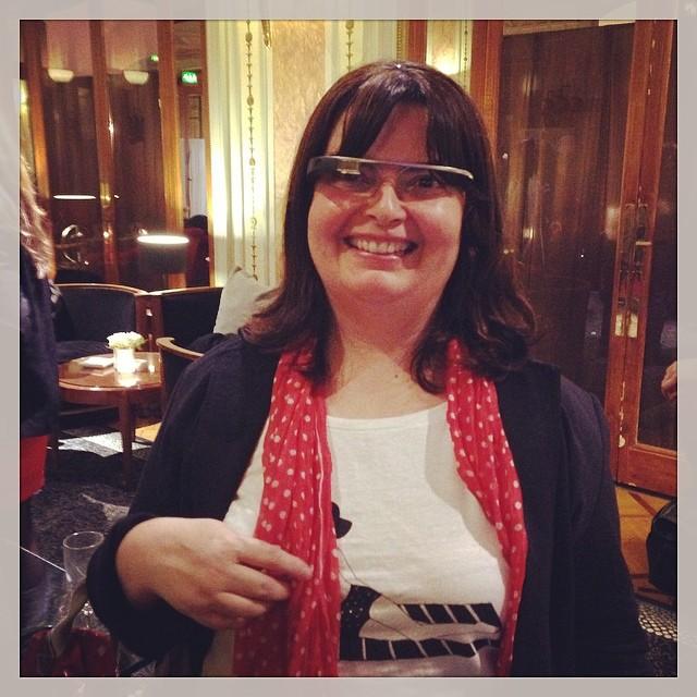Baptême Google Glass