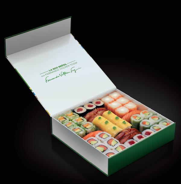 Box Brésil Sushi shop