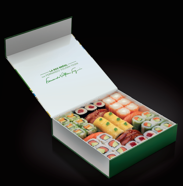 Box Brésil Sushi shop