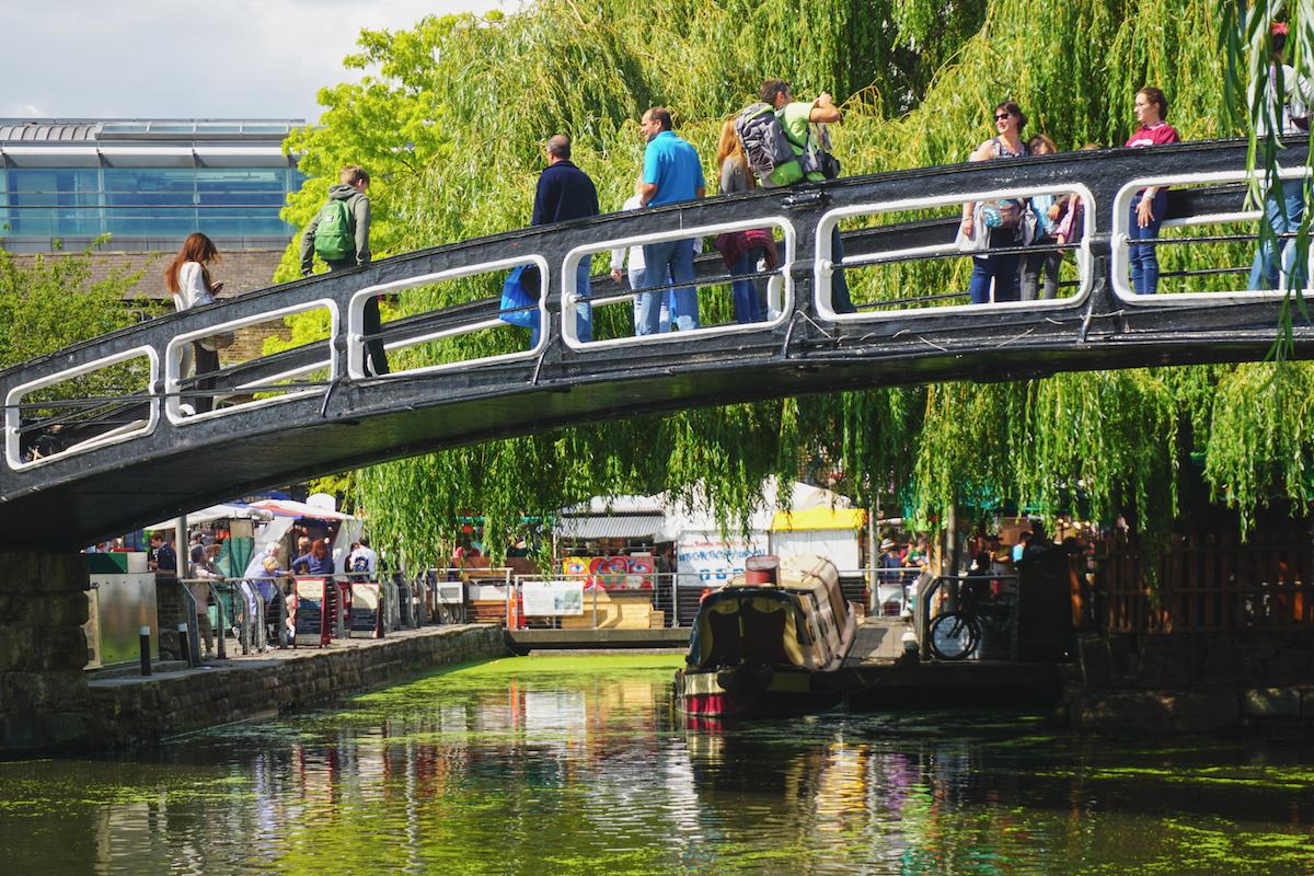 Camden Town ©Alxcrs shutterstock