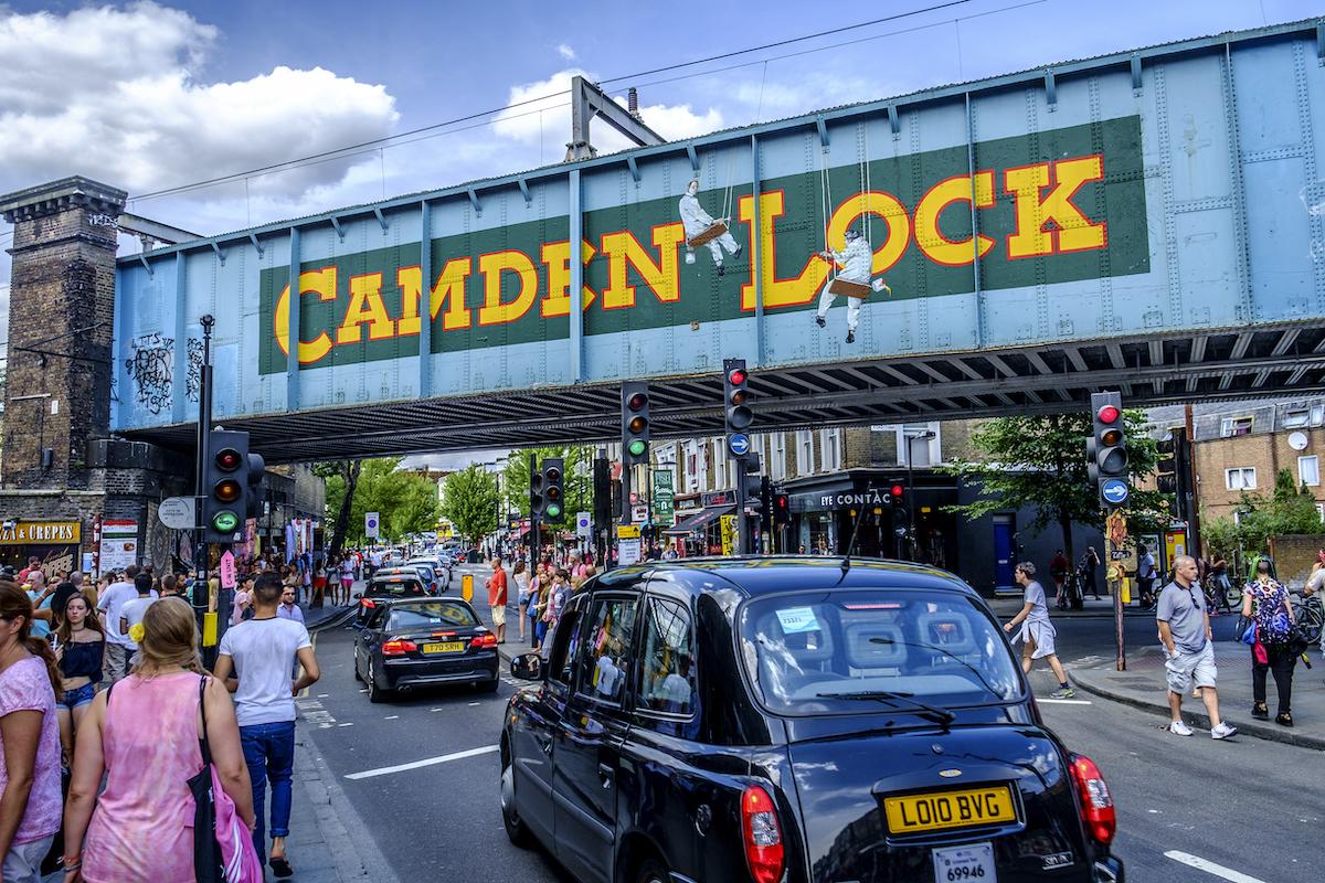 Camden Town ©csp shutterstock