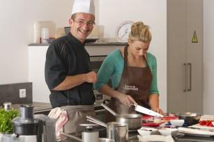 Cours de cuisine - Brides les Bains