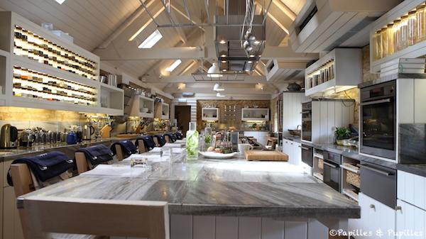 Ecole de cuisine - Daylesford