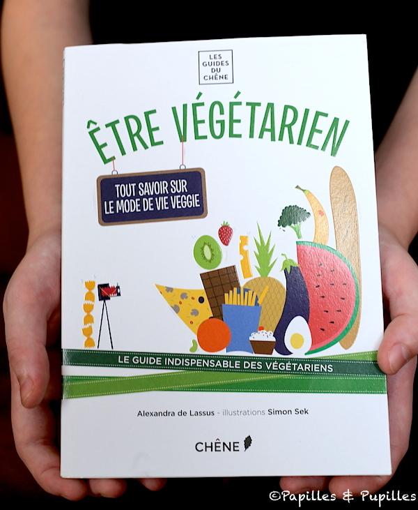 Etre végétarien - Alexandra de Lassus et Simon Sek