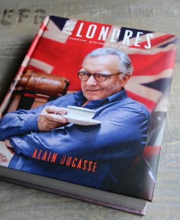 J'aime Londres - Alain Ducasse