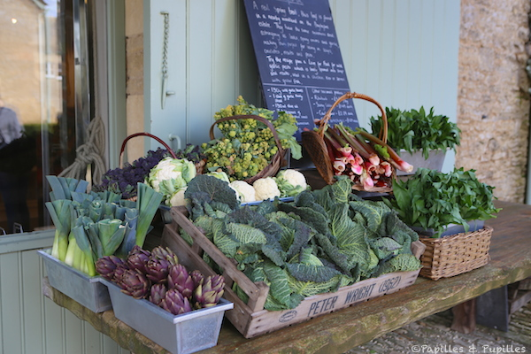 Légumes Daysleford Farm