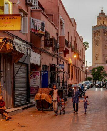 Marrakech ©Jimmy JAEH on Unsplash