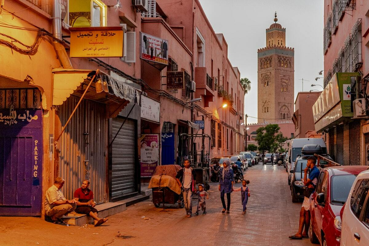 Marrakech ©Jimmy JAEH on Unsplash