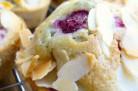 Muffins aux framboises sans gluten et sans lait