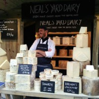 Cheeses from the british Isles - Neal's Yard Dairy