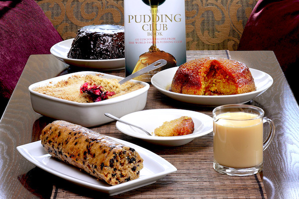 The pudding Club