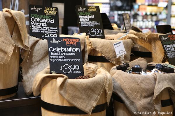 Whole Foods - Cafés