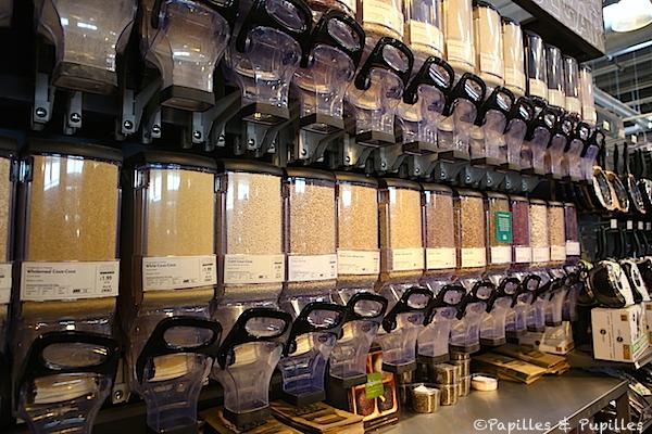 Whole Foods - Choix de céréales au poids