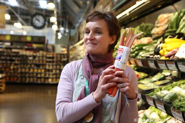 Whole Foods - Notre hôtesse