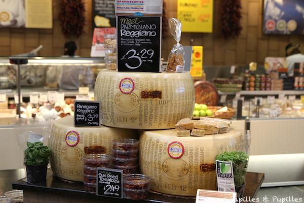 Whole Foods - Parmesan