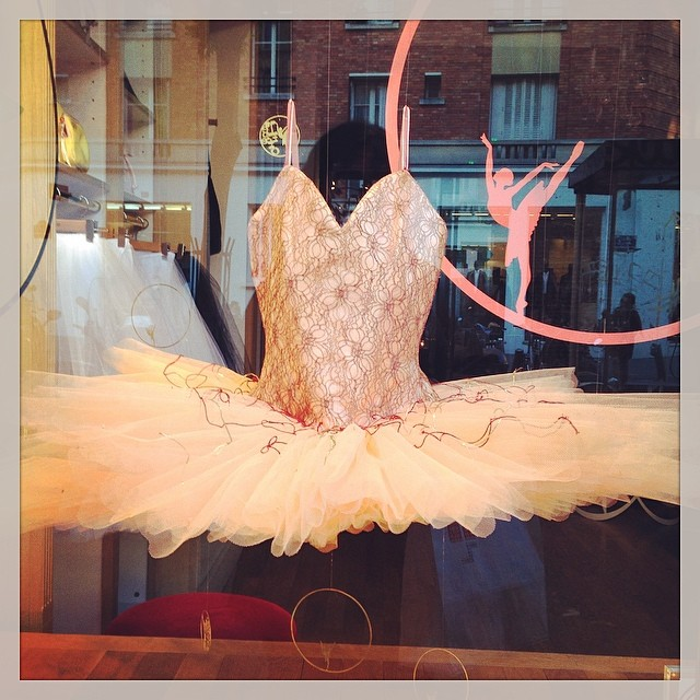Repetto, Paris