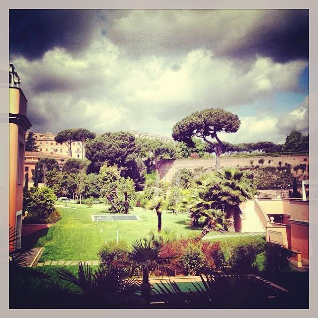 Ciao Roma !