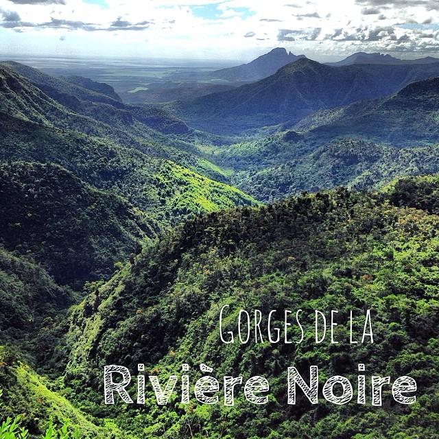 L'île Maurice c est aussi la montagne