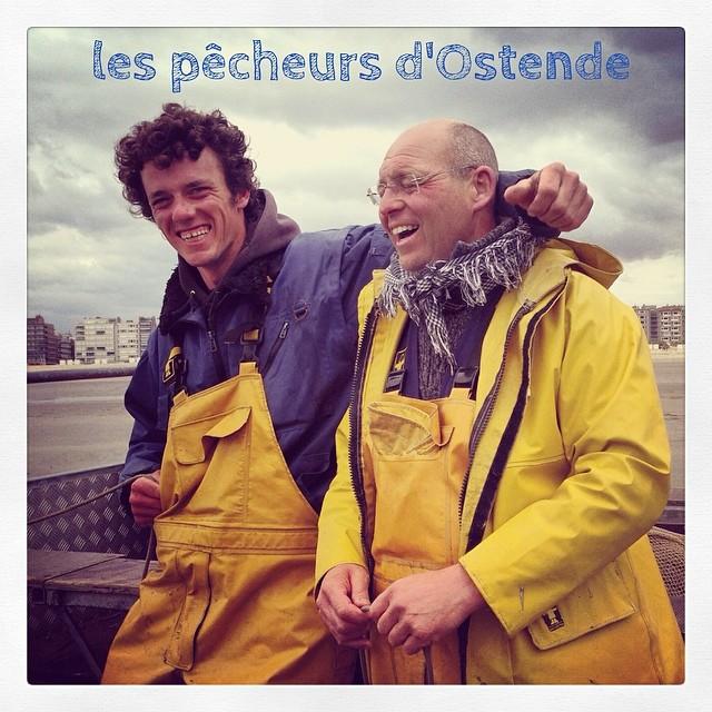 La pêche, c'est fun - Ostende, Belgique