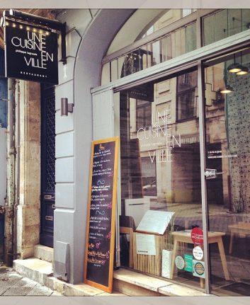 Restaurants bordeaux for Restaurant une cuisine en ville bordeaux